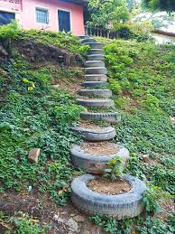 Brilliant garden junk repurposed ideas create artistic landscaping Garden Whimsy Upcycled Wonders 43 Brilliant Ways To Reuse And Recycle Old Tires Bored Panda