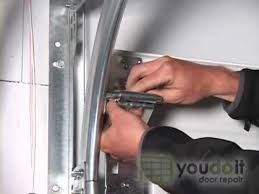 garage door rollersReplacing Rollers on a Garage Door  YouTube