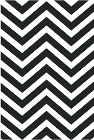 large size black and white chevron rug pleasing decor with images about rugs on zigzag runner