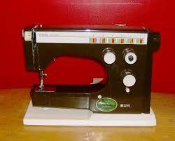 Old Viking Sewing Machine