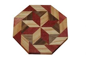 ePier - Colored Octagon Wood Quilt Block Pattern Cutting Board ... & ePier - Colored Octagon Wood Quilt Block Pattern Cutting Board Chees | Pat  and Ann | Pinterest | Quilt, Patterns and Quilt block patterns Adamdwight.com