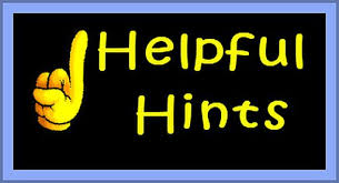 Image result for hints