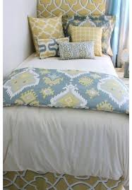 full image for blue and yellow toile duvet covers blue and yellow striped duvet cover preppy