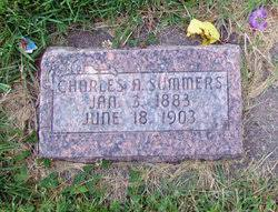 Charles Anson Summers (1882-1903) - Find A Grave Memorial