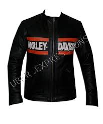 harley davidson victory lane motorcycle leather jacket uber expressions