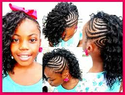 Hairstyles For Little Kids Sock Bun Curls Tutorial Kids Natural Hairstyle Iamawog