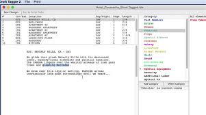 script breakdown sheet breakdown sheets how to mark a script with final draft tagger