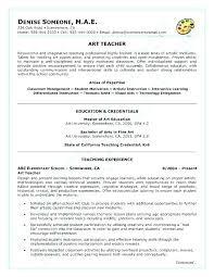 Sample Teaching Resumes – Resume Reviews