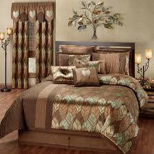 comforter set brown bedspreads cal king comforter twin size bed in a bag yellow and brown