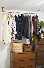 Small Closet Design How To Create A Closet In A Small Space Apartment Therapy