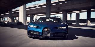 Blue, white and red, decorate the body and interiors of the french car manufacturer's latest model, representative of a flag which today, symbolizes the the french revolution. Tested 2021 Bugatti Chiron Sport Shatters Expectations