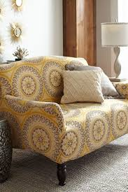 Pier One Living Room Chairs Furniture Stunning Pier One Loveseat For Perfect Living Room