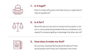Ethical Decision Making Models 3 Frameworks For Ethical Decision Making Florida Tech Online