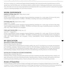 Page Resume Format For Freshers Free Download Formats Two Resumes 2