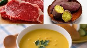 Cách nấu cháo thịt bò cho bé ăn dặm thơm ngon, bổ dưỡng