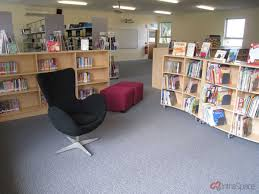contemporary library furniture. These Library Furniture Solutions Joined To Create The Illusion Of A Long, Sprawling Display. It Formed Natural Boundary For Reading Space And Reduced Contemporary