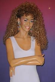 Whitney Houston Hairstyles Whitney Houston Immortalized By Madame Tussauds Wax Museum 1