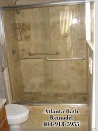 bathroom remodeling in atlanta. Atlanta Shower Remodel Travertine Ideas Pictures Images Bathroom Remodeling In
