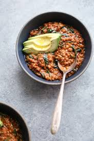 red lentil and spinach masala video