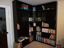 Corner Shelving Unit Ikea Bookshelf Glamorous Ikea Corner Bookshelf Marvellousikeacorner 42