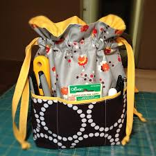 Drawstring Bag Pattern Extraordinary Purse Palooza Pattern Review In Color Order Lined Drawstring Bag