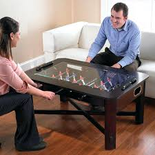 what to put on a coffee table coffee table set your drink put your feet up play a quick game put wheels on coffee table