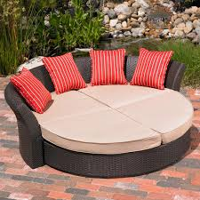 com mission hills corinth daybed sunbrella outdoor patio
