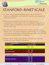 Stanford Binet Score Chart Pin On Educational Parental And Child Counselling
