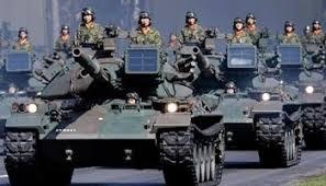 डोकलाम पर तनाव के बीच चीन ने किया युद्धाभ्यास
