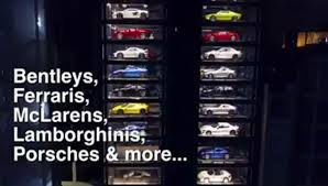 Luxury Car Vending Machine Best Wait What You Can Find The World's Largest Luxury Car Vending