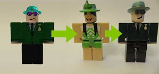 How To Make A Roblox Skin How To Customize Roblox Toy Figures To Your Own Character