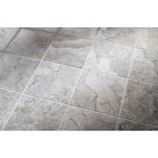 allen roth 10 pack grey natural stone floor tile common 12