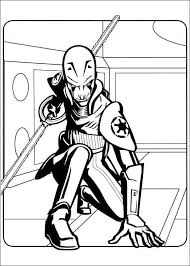 Small Picture Star Wars Rebels Coloring Pages for kids 15