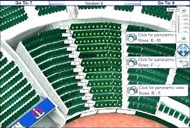 Verizon Center Seating Chart With Rows And Seat Numbers Nationals Seating Grandmoney Co