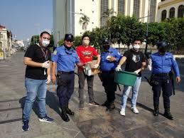 El Salvador – De uma brincadeira nasceu um gesto de solidariedade: