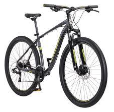 Schwinn Santis Mountain Bike 24 Speeds 29 Inch Wheels Grey Mens Sizes Walmart Com
