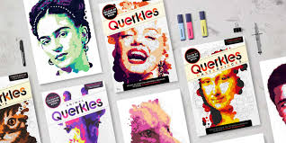 view all the querkles books below and to purchase from amazon