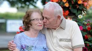 Jugendliebe Vor 60 Jahre Haben Sie Sich Getrennt Nun Heiratet Ruth