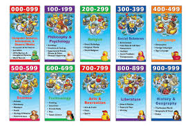 Dewey Decimal System For Kids Google Search Library