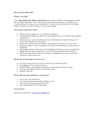 Resume Summary Examples For Sales Associate Beautiful Sale Resume