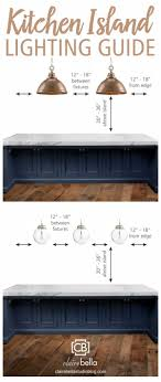 Kitchen island lighting fixtures Design Kitchen Island Lighting Guide How Many Lights How Big How High How Far Apart Pinterest Kitchen Island Lighting Guide How Many Lights How Big How High