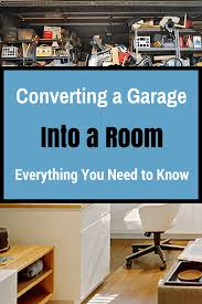 convert garage into office. Converting A Garage Into Room Convert Office