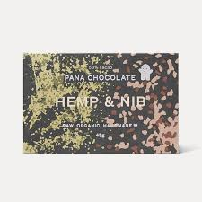 PANA organic - <b>Hemp &</b> Nib Chocolate Bar 45g – <b>Clean</b> Alternative ...