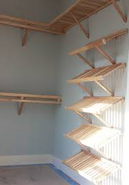 Wood closet shelving Cedar Closet Gregory Wood Products Manufactures Several Different Styles Of Hardwood Closet Shelving Including The Kenosa Flat Slat Product Pinterest Gregory Wood Products