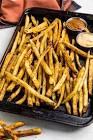 baked cajun fries