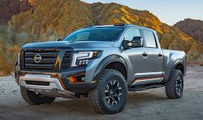 2018 Nissan Titan Warrior could end Raptor's dominance - 2018-2019 ...