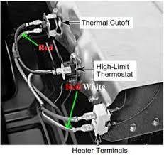 solved how to replace a heating element in a kenmore fixya remove the hex head screw from the side of the heater housing and slide the heating element out then slide the new heating element in and secure it the
