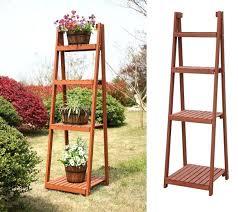 wood plant stand er wooden stands plans free indoor diy outdoor