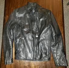 details about harley davidson women s black leather motorcycle jacket hein gericke size 36