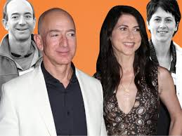 How MacKenzie Bezos met Jeff Bezos and became an early Amazon ...